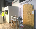 Panneaux OSB « Made in Germany » de SWISS KRONO avec des tailles individuelles