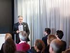 Vortrag von Karl-Heinz Weinisch über Raumluftqualität