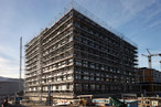 Now far less red tape is involved in getting permission to erect multi-storey timber buildings in Berlin