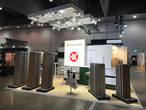 The SWISS KRONO stand at DesignBUILD 2018: open and inviting