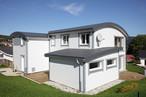 Raffinierte Dachgestaltung mit SWISS KRONO Holzwerkstoffen