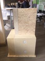 Ansicht Außen mit Holzfaser WDV-System