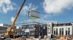 In Niedersachsen wurde eine Interimsklinik aus Holzmodulen in Rekordzeit errichtet