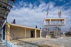 In Hessen entstand Europas größte Schule aus Holzmodulen