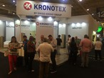 Avid interest in the new KRONOTEX laminate flooring collections