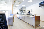 Fertige Räumlichkeiten der Küche und des Restaurants an der Sommerrodelbahn Pottenstein
