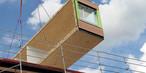 Модульное строительство из древесных материалов: полная предсказуемость сроков и затрат, а также – экологическая безопасность.
