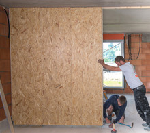 easy wand a patented wall system made with kronoply osb. Black Bedroom Furniture Sets. Home Design Ideas
