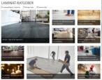 Neu: Der KRONOTEX Laminat-Ratgeber in ansprechendem Design