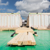 Modules in the middle of the sea: how did a rehabilitation clinic prefabricated in Switzerland get to the East Frisian island of Norderney off Germany's North Sea coast?