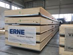 SWISS KRONO MAGNUMBOARD® OSB for ERNE's modular construction projects