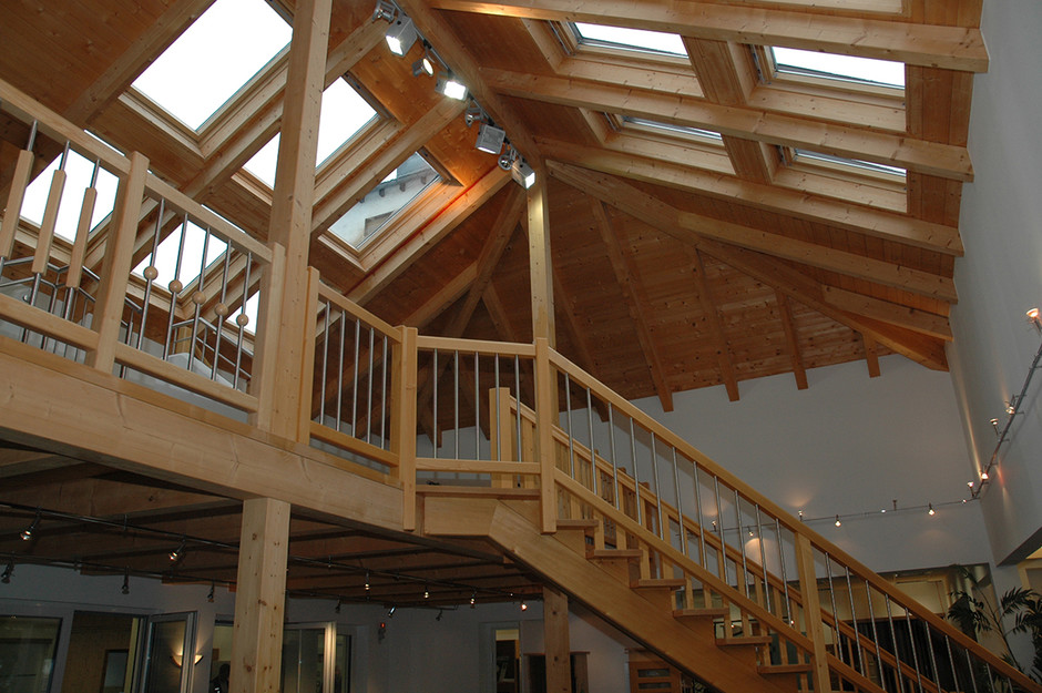 Keilhofer Three Generations Of Bavarian Timber Builders Swiss Krono